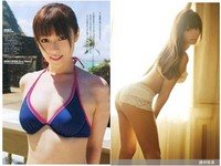 深田恭子挺E奶翹臀推寫真 熟女回春遭質疑「再進化」