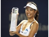 網球/16年來台將第1人! 謝淑薇奪WTA單打冠軍