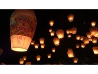 天燈成為台灣的代名詞 春季旅展新北推六條旅行路線