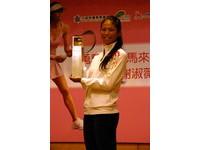 網球/謝淑薇世界排名飆升 飛向倫敦奧運
