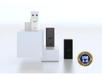 全球最小USB3.0隨身碟「U819V」 僅拇指大小