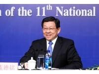 陳德銘:中國將是最大市場,想挑戰是自找麻煩