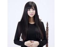南韓「真人洋娃娃」 網友直呼:超夢幻