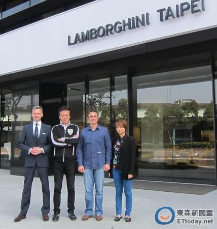 台湾多金车主加码购 Lamborghini「新小牛」,业