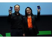 MWC 2014/王雪紅、周永明攜手發表 HTC Desire 816