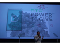 MWC 2014/HTC 發表「POWER TO GIVE」打造超級電腦