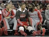 NBA/盼火箭簽回帕森斯 哈登:小改變將會有幫助!