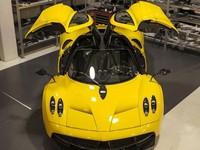 《變形金剛4》7千萬超跑帕加尼 傳車主是台15歲少年?