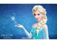蔡依林撞臉《冰雪奇緣》艾莎 大喊:是的,我接演了!