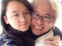57歲李坤城緊抱17歲林靖恩! 「爺孫戀」2年後結婚