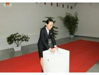 取代姑母金敬姬 金正恩妹妹金汝貞踏入北韓權力核心