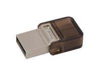 Kingston 宣布推出兩用隨身碟 DataTraveler microDuo