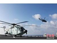 南海救援派4軍艦4飛機 中國被質疑「秀肌肉」