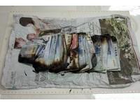 台商200萬現鈔遭火焚 調查局跨國救回32萬創先例