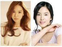南韓美少女Wendy撞臉宋慧喬! 竟是少女時代小師妹