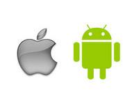 手機行為研究 iPhone用戶重保健Android用戶愛健身