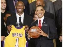 NBA/湖人沒藥醫 科比:歐巴馬都能打