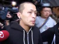 酒駕訊後離開地檢署 反服貿光頭哥郭力瑋:剛誰打我?