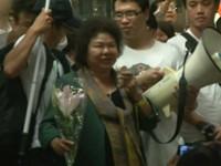 陳菊:警政署若下令鎮暴,將撤回高雄警力