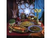 波斯人春分迎新年 金魚、彩蛋再加七種美食共吃團圓飯