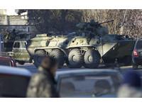 最後的據點沒了 俄軍攻下烏克蘭駐克里米亞軍事基地