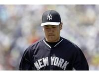 MLB/洋基單局4分支援 田中將大奪勝投