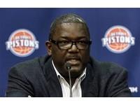 NBA/活塞戰績不如預期 杜馬斯將下臺一鞠躬