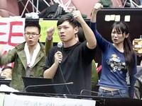 魏揚無保釋放立院振奮歡呼 林飛帆大喊:同學無罪
