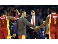 NBA/為25連敗76人感到遺憾 林書豪:但不會放棄搶勝