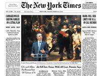 紐時頭條/美國同盟 將俄羅斯踢出G8峰會