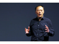 關心服貿議題!HTC CEO 周永明:台灣人要團結