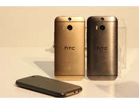 HTC One (M8):首款雙景深鏡頭手機紐約發表會動手玩