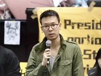 林飛帆臉書po文:願意對話,但希望看到總統的誠意