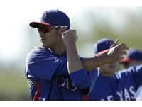 MLB/達比修落枕未復元 將錯過開幕戰先發