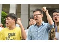闖服貿公聽會撞員警 陳為廷、蔡丁貴二審逆轉無罪定讞