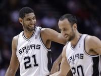 NBA/老石佛高效29分、13籃板 馬刺碎金塊15連勝