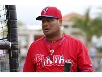 MLB/選球眼希望幻滅 費城人釋出阿布瑞尤