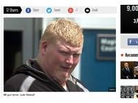 染色體失調+囚床太短 英國法官讓220cm巨漢出獄了