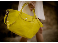 客製化是時尚趨勢 訂製專屬Longchamp小羊皮摺疊包
