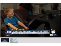 最年輕的微軟安全研究員 美國5歲小正太破解Xbox密碼