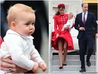 尿布外交太開心?威廉王子說溜嘴 凱特王妃疑懷第2胎