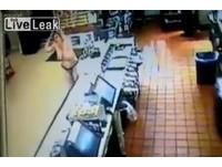 佛州上空女「摧毀」麥當勞 「DIY」霜淇淋走人