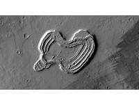 誰在這裡失戀了?火星表面有顆「破碎心」