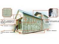 10棟3D列印別墅現身上海 只花24小時就建成