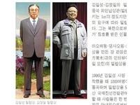 凸顯領導人偉大貢獻 北韓把金正日蠟像拉高到189公分