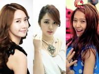3個韓國天然美女 Krystal美人胚更勝姊姊少時潔西卡