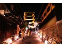 催情京都/花燈路散策 兩千個燈勾引數萬旅人趣遊