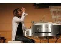 Yoshiki首度來台秀琴藝! 鬆口:X JAPAN計劃再合體