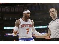 NBA/搶甜瓜信心足 火箭總管:安東尼懂「最佳選擇」