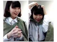 「可愛頌」早落伍了!韓國短髮妹「撒嬌頌」迷倒一票人